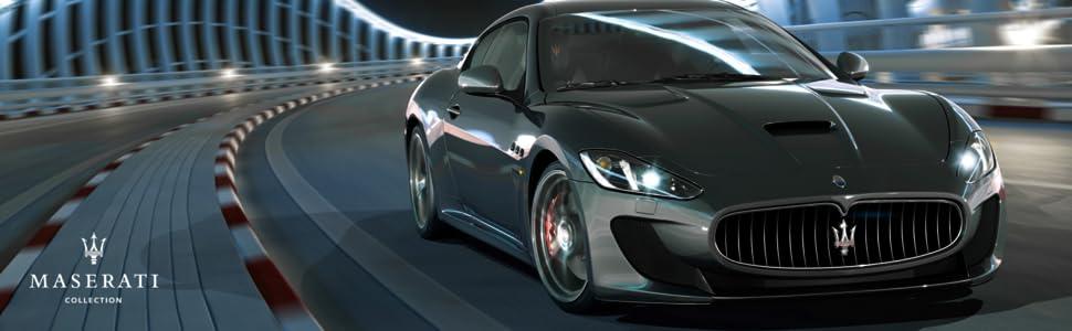 Imagen Maserati con logotipo