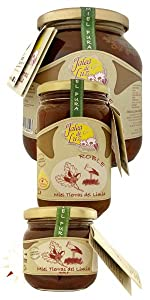 Jalea de Luz Miel Cruda Pura de Roble - 950 gr.: Amazon.es ...