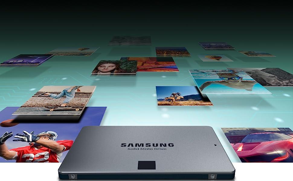 870 QVO, samsung, internal ssd,, sata ssd, SSD, 2.5 SSD