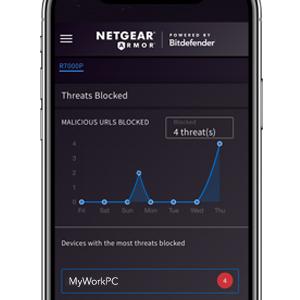 Protección avanzada contra amenazas cibernéticas para su hogar y todos sus dispositivos