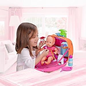Nenuco Sempre con Me, 12 mesi e più, 700013791: Amazon.it: Giochi