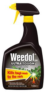 Weedol Gun! Ultra Tough Weedkiller