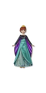 anna musical singing doll, frozen 2