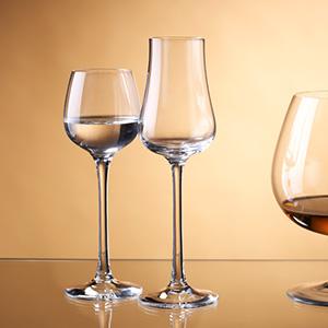 Cristallo 90 ml Trasparente Villeroy /& Boch Purismo Specials Bicchiere da Grappa
