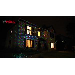 firefly laser christmas lights, firefly laser lights, firefly holiday lighting projector, firefly