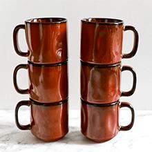 Tuxton Home Artisan Collection Red Rock Yukon Mug