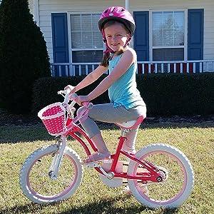 royalbaby girls bike buyers show 2