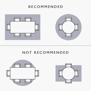 """Amazon.com: Novogratz Lulu Collection ABC Shapes Area Rug, 5'0"""" x 7'6"""", Multicolor: Furniture ..."""