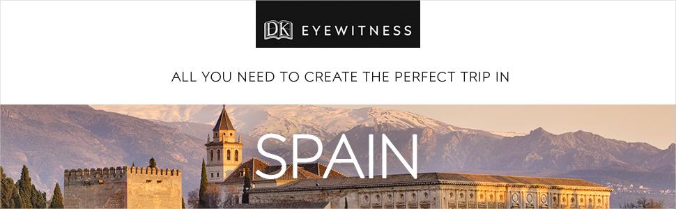 Spain travel, Alhambra, Spain travel guide