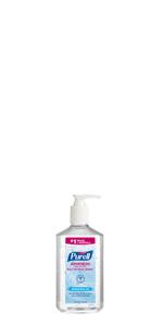 purell sanitizer, table top sanitizer, work sanitizer, purell, original sanitizer, kill germs
