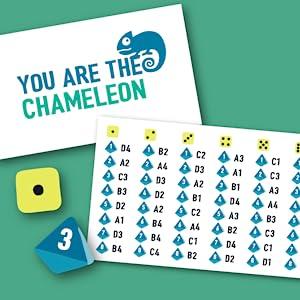 Chameleon Product 1