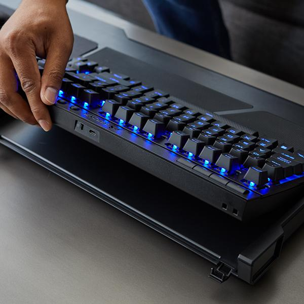 Amazon.com: Corsair K63 Wireless Mechanical Keyboard