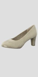 MARCO TOZZI 2-2-22411-34 Zapatos de Tac/ón para Mujer