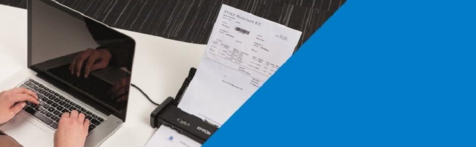 Dokumenten Scanner, mobiles Scannen