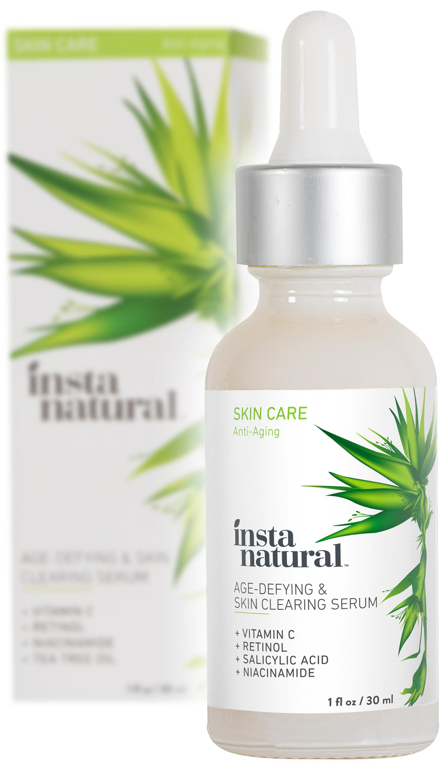 Amazon.com: InstaNatural Vitamin C Skin Clearing Serum