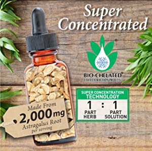 Nature's Answer, Astragalus, Alcohol Free, concentrated, gluten free, vegan, nonGMO