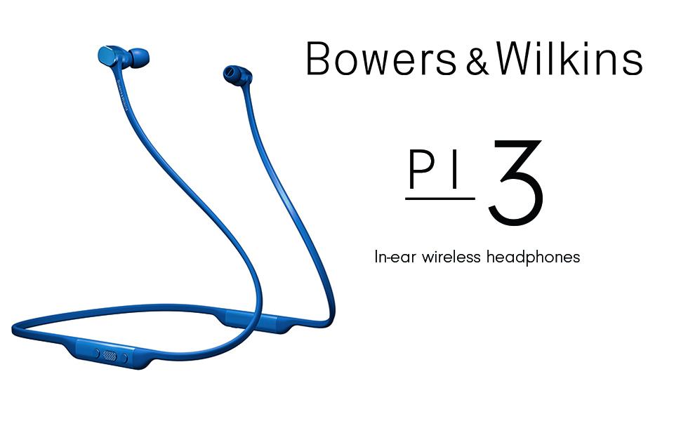 Bowers Wilkins PI3 P13 headphones ear buds