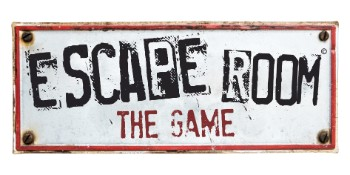 escape room the game logo