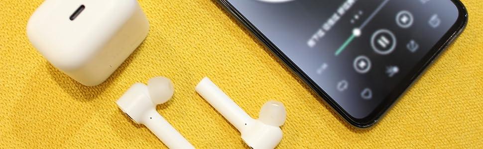 Xiaomi Mi True - Auriculares inalámbricos sin Cables, conexión Bluetooth  5.0: Xiaomi: Amazon.es: Electrónica