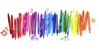 Take Note, Crayola, Highlighters, Erasable, Colors, Stationary, School Supplies, Study, Homework