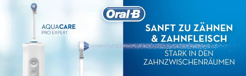 Máy súc miệng Oral-B Aqua Care Pro-Expert