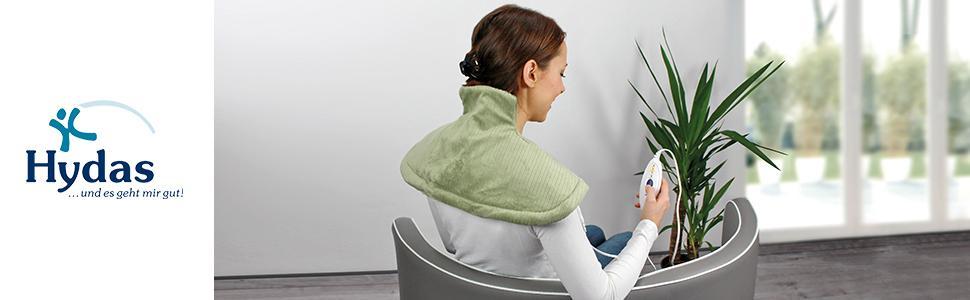 hydas nacken schulter heizkissen 4682 drogerie k rperpflege. Black Bedroom Furniture Sets. Home Design Ideas