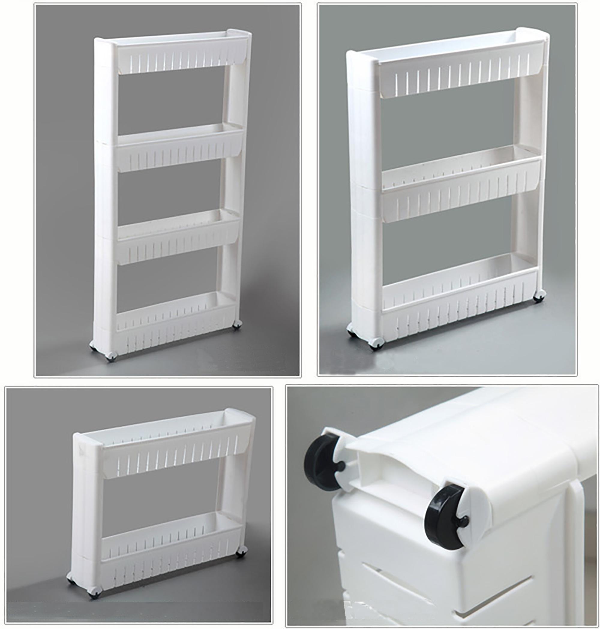Amazon.com: Basicwise QI003220 Slim Storage Cabinet ...