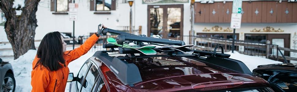 2 BMW Replacement Key Car Ski ROOF RACK Lock Bicycle Hauler Snowboard Carrier