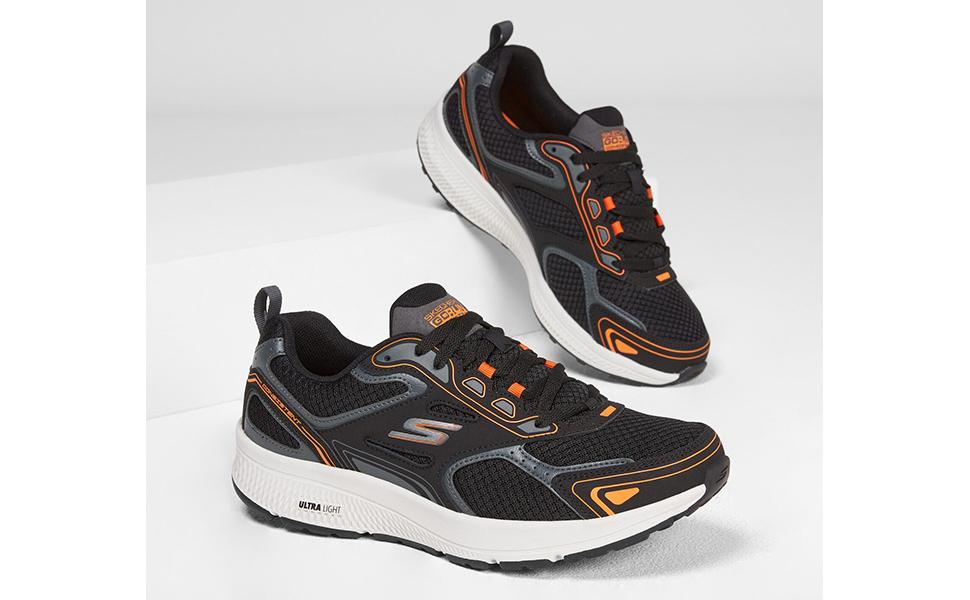 skechers men running shoes sneakers