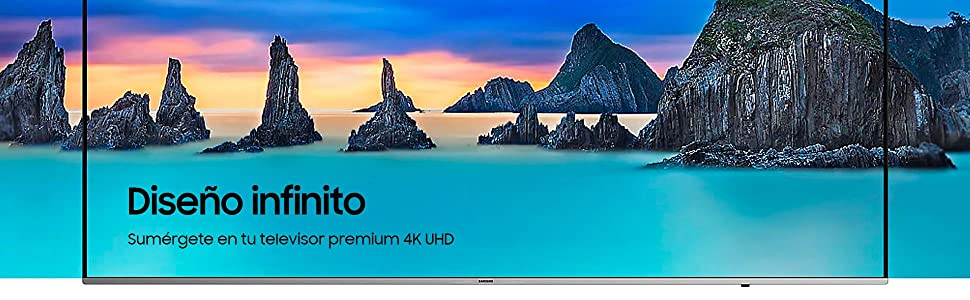 Samsung 55NU8005 - Smart TV de 55