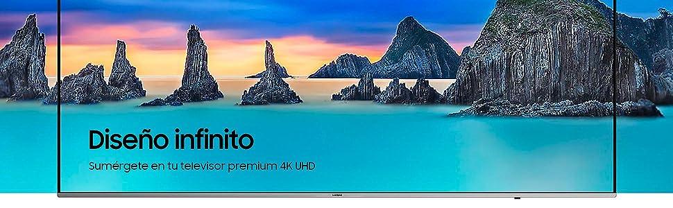 Samsung TV NU8075 Smart TV de 49