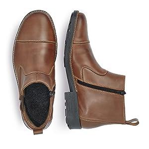 Rieker Herren 36050 26 Kurzschaft Stiefel: : Schuhe Mch0u