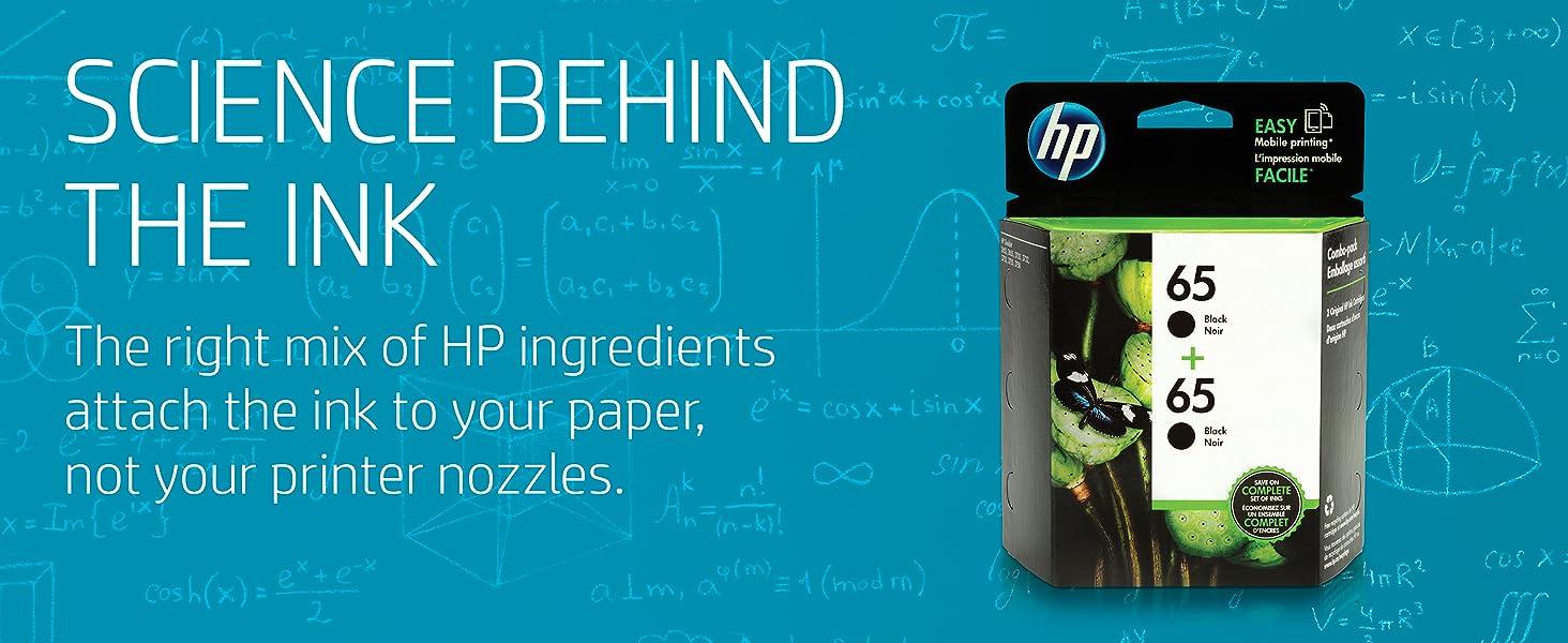 Hp 65 Black Ink Cartridge Amazon