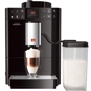 Melitta® Passione one touch F53/1-102 schwarz: Amazon.es: Hogar