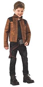imagine Han Solo Child Costume