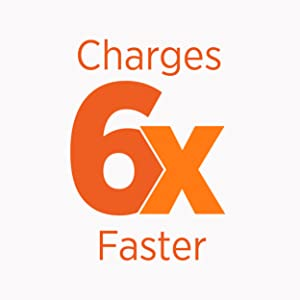 6X faster