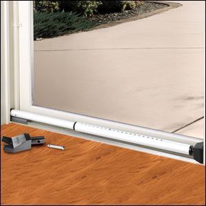 Sliding Door jammer