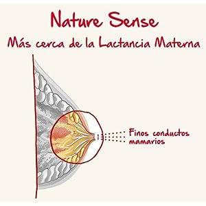 Nuk - Set de Inicio Nature Sense para Bebés - Biberones y Chupete - +6 meses