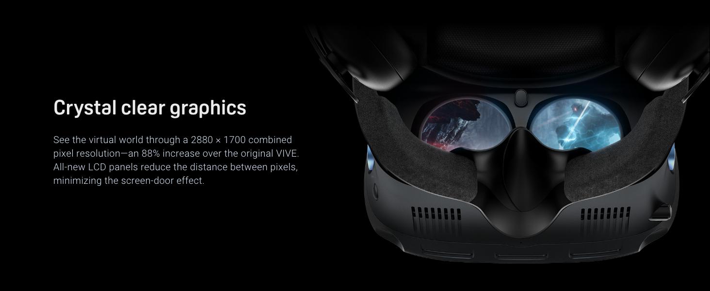 VR, VIVE Cosmos, VIVE Cosmos Elite, VIVEPORT, Oculus, PSVR, gaming, PC gaming, VIVE, wireless VR