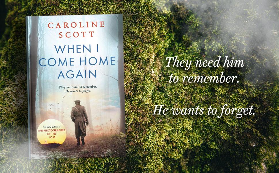 When I Come Home Again - Caroline Scott