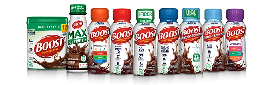 Nestle Boost Men