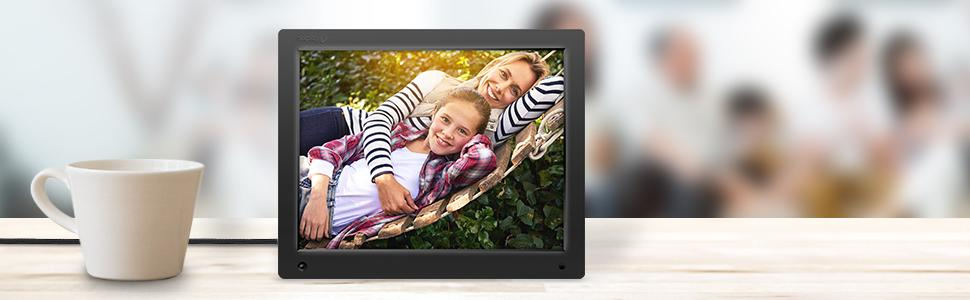 Amazon.com : Nixplay Original 15 inch WiFi Cloud Digital