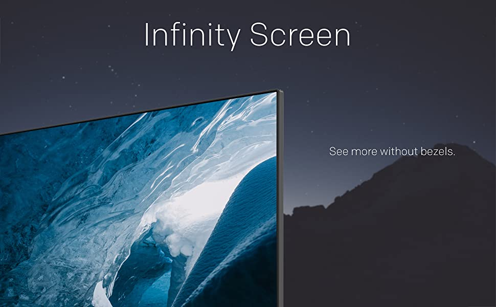 Skyworth Infinity Screen