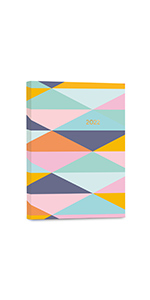 2022 softcover weekly planner High Note