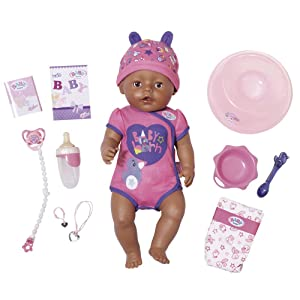 Baby Born Niña Color 822029Amazon es Moradobandai vmN8n0Ow