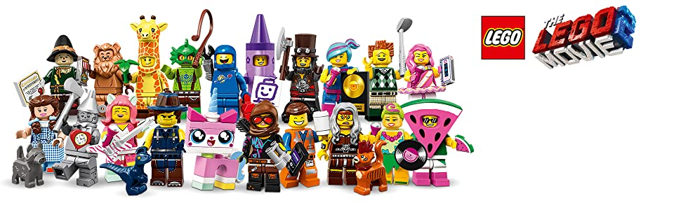 71023 Awesome Remix Emmet LEGO® Movie 2 Series
