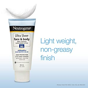 neutrogena sunscreen sun burn ultra sheer liquid sunscreen spf 50 sun care sunburn skin cancer