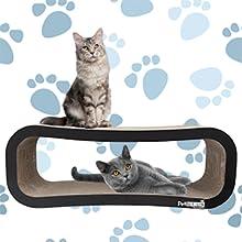 Pet4Fun PF361 4 in 1 Cat Scratcher