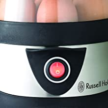 Russell Hobbs 14048-56, Aan/uit schakelaar met LED indicatie