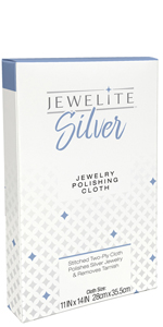 Silver cleaner, silver jewelry polishing cloth, clean jewelry, removes tarnish, silver cleaner